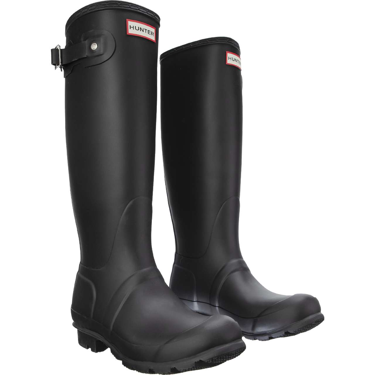 Kalosze Hunter  <br/><small>WOMEN'S ORIGINAL TALL BLACK </small>  WFT1000RMA