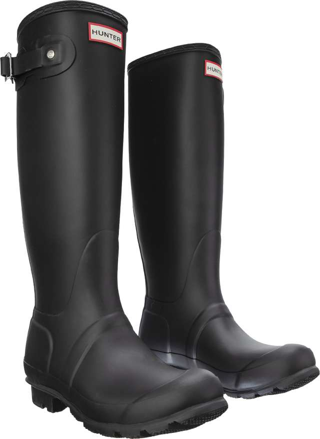 Hunter WOMEN'S ORIGINAL TALL BLACK WFT1000RMA