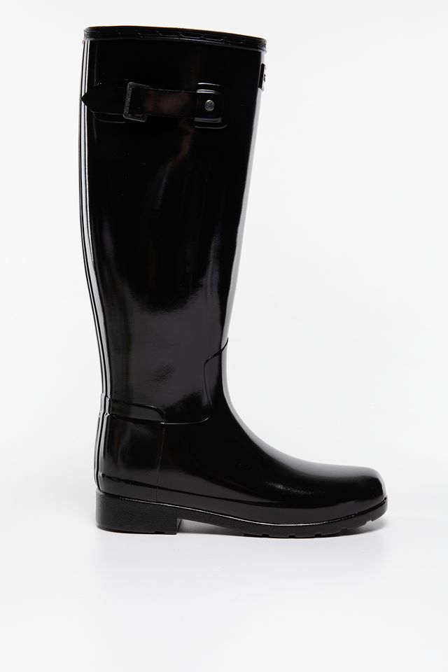 Hunter WOMEN'S ORIGINAL REFINED TALL BLACK WFT2004RGL