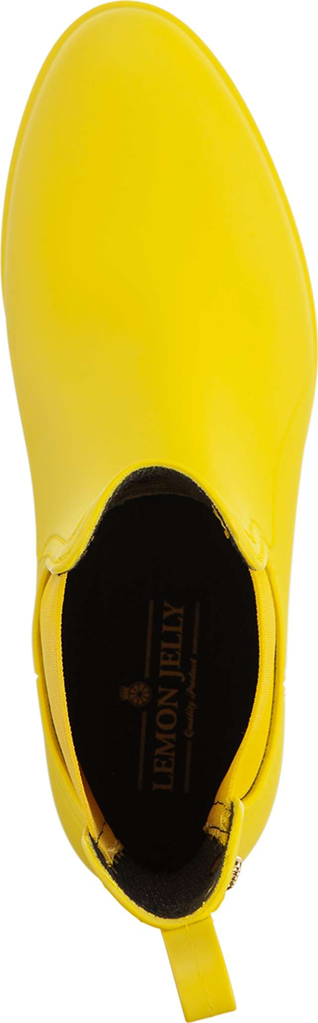 Kalosze Lemon Jelly  <br/><small>SPLASH YELLOW MATTE </small>  10012068