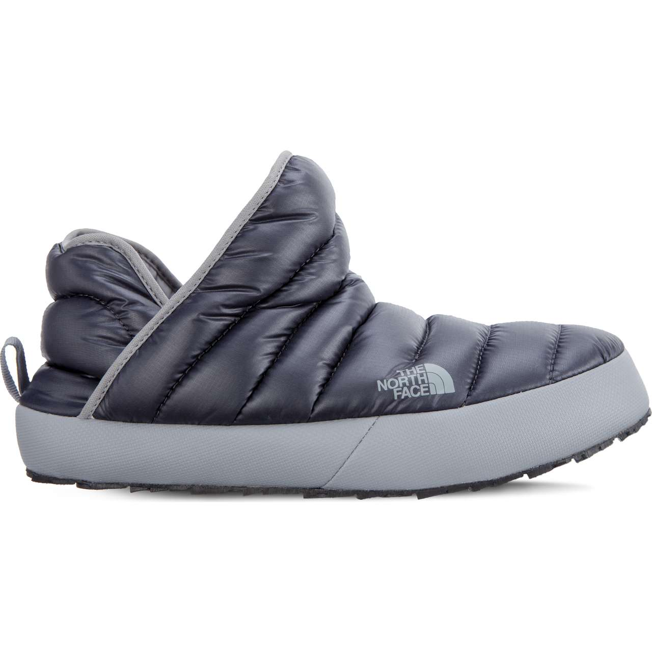 Kapcie The North Face  <br/><small>MEN'S THERMOBALL TRACTION BOOTIE 090 SHINY BLACKENED PEARL/GRIFFIN GREY </small>  T93MKH5QV