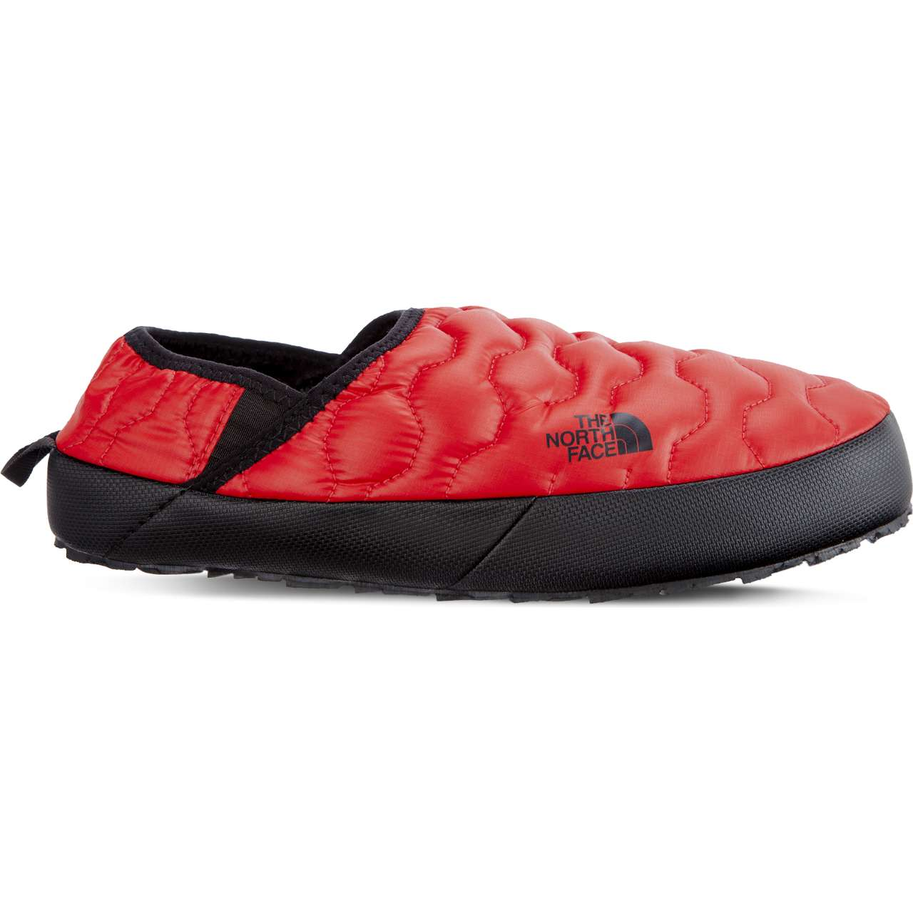Kapcie The North Face  <br/><small>MEN'S THERMOBALL TRACTION MULE IV 090 SHINY TNF RED/TNF BLACK </small>  T9331E5QY