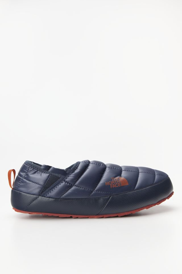 The North Face THERMOBALL TRACTION MULE V URBAN NAVY/PICANTE RED T93UZNH55