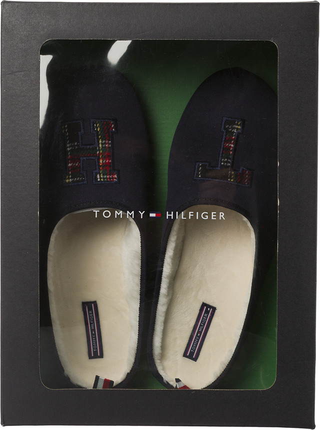 Kapcie Tommy Hilfiger  <br/><small>NEPTUNE 2D PP D2W 403 </small>  FW0FW01698-403