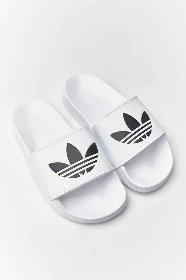 CLOUD WHITE/CORE BLACK/CLOUD WHITE ADILETTE LITE 297