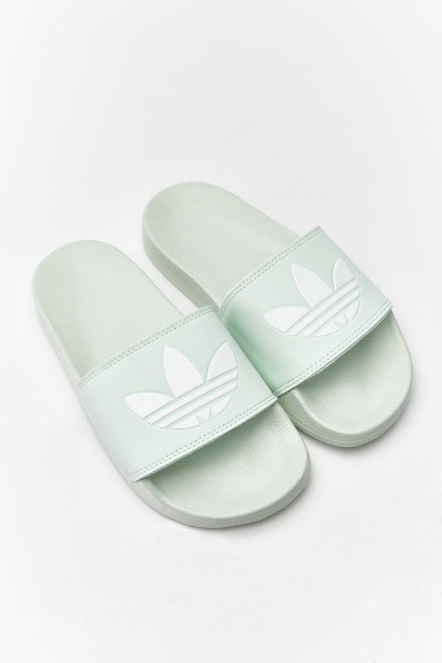 adidas ADILETTE LITE 136 DASH GREEN/CLOUD WHITE/DASH GREEN FU9136