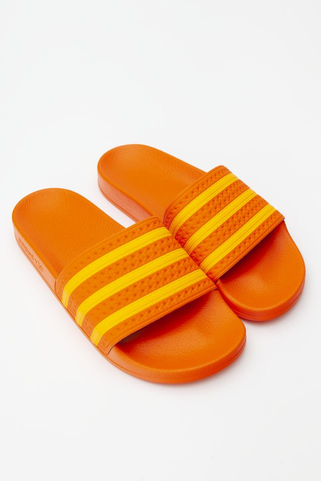 adidas ADILETTE W 186 ORANGE/FLASH ORANGE/ORANGE EE6186