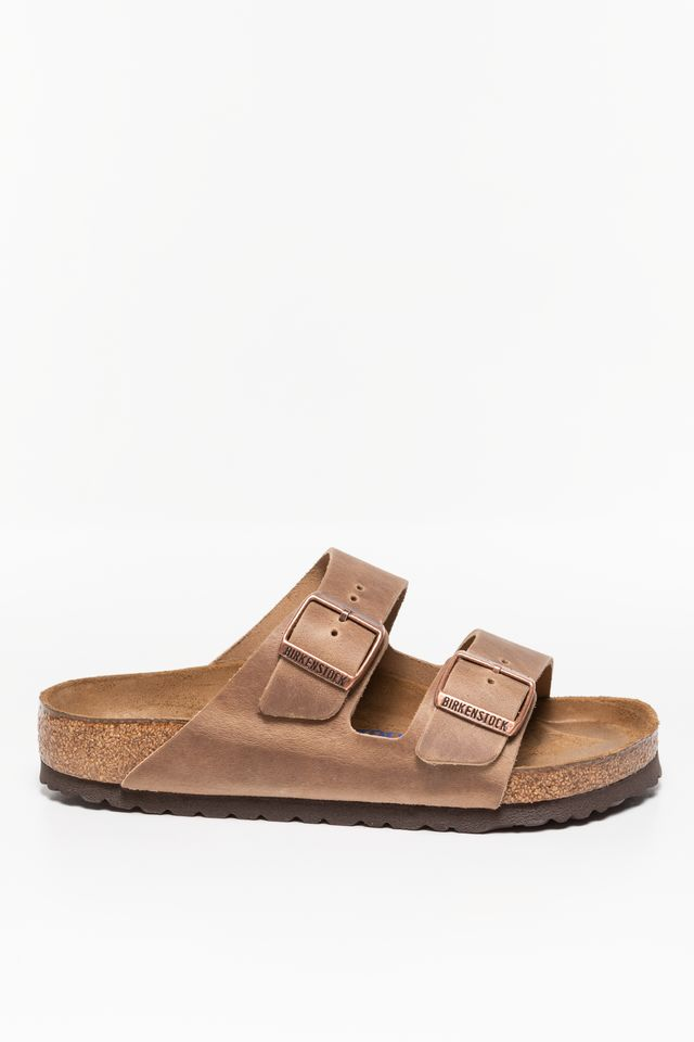 TOBACCO BROWN Arizona Soft Footbed 552811