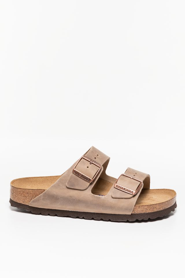 TOBACCO BROWN Arizona Soft Footbed 552813
