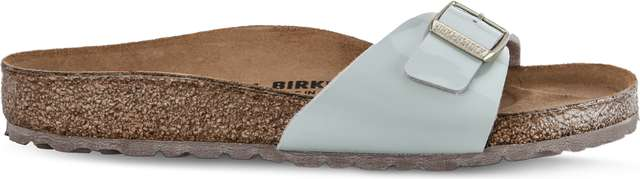 Birkenstock MADRID BF 499 TWO TONE WATER CREAM 1008499