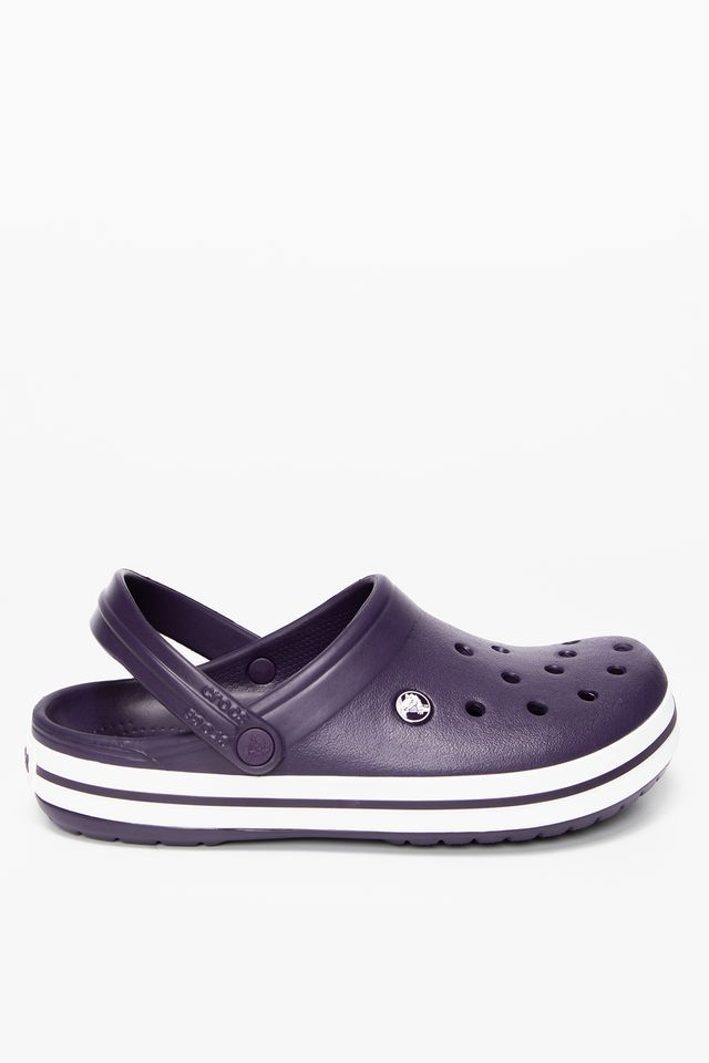MULBERRY/WHITE CROCBAND 11016-55Y