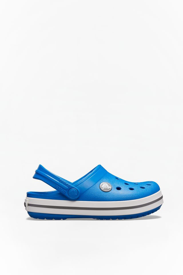 COBALT BLUE CROCBAND CLOG K BRIGHT 537