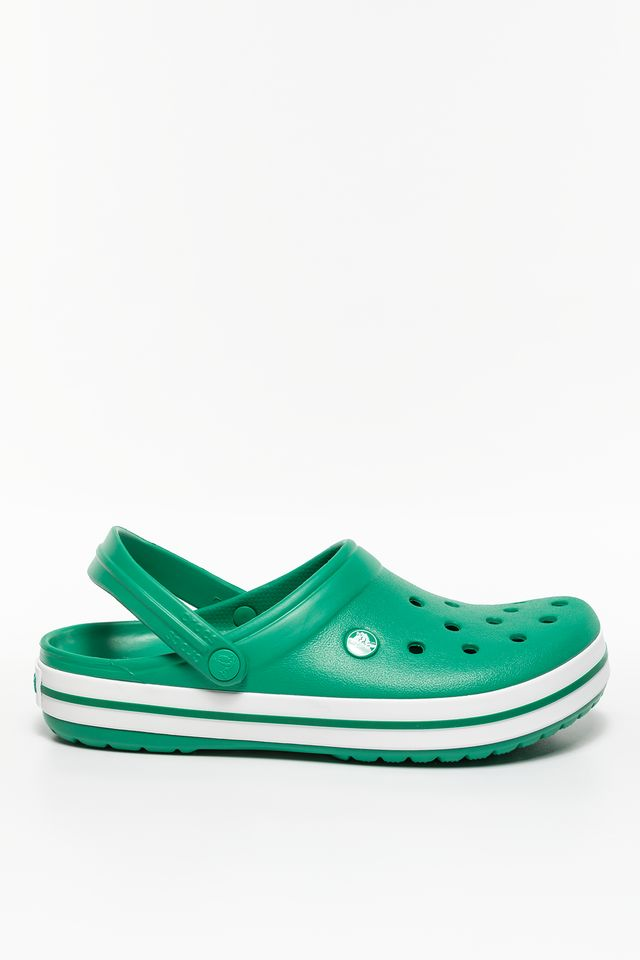 DEEP GREEN/WHITE CROCBAND 3TL