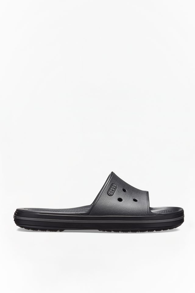 Crocs CROCBAND III SLIDE 02S BLACK/GRAPHITE 205733-02S