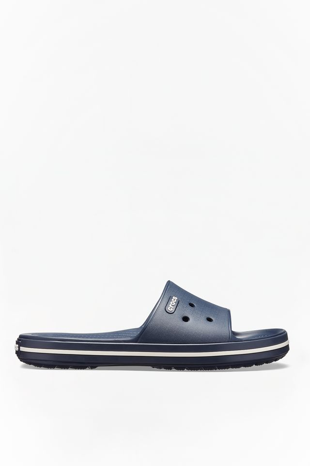 Crocs CROCBAND III SLIDE 462 NAVY/WHITE 205733-462