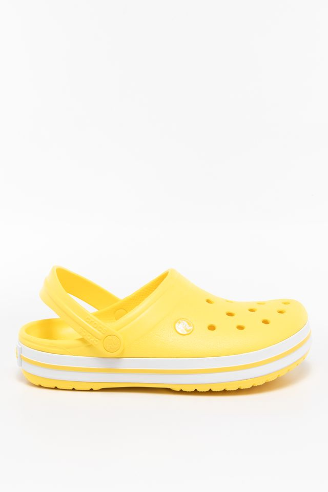 LEMON/WHITE CROCBAND 7B0