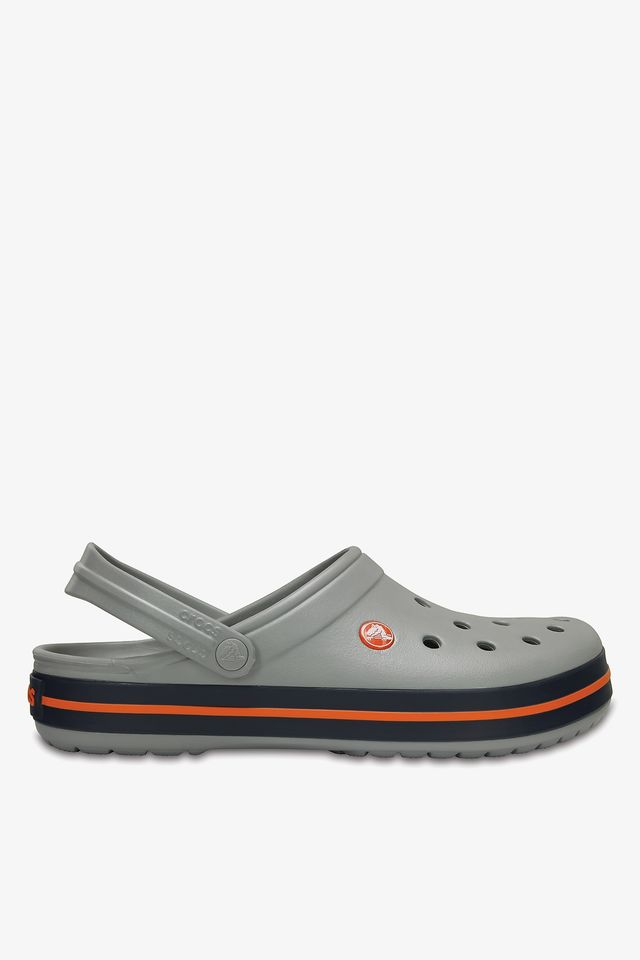 Light Grey /Navy Crocband Light Grey Navy 11016-01U