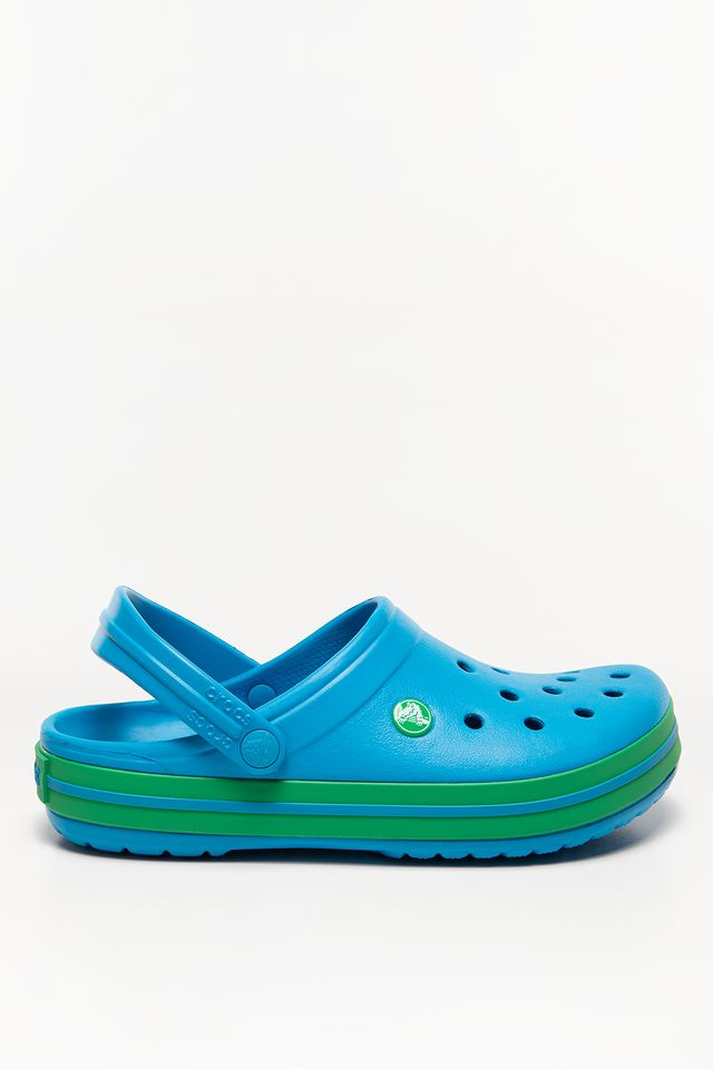 OCEAN / GRASS GREEN Crocband 016