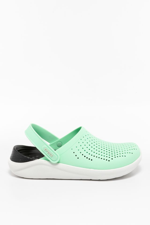 NEO MINT/ALMOST WHITE LITERIDE CLOG 3TP