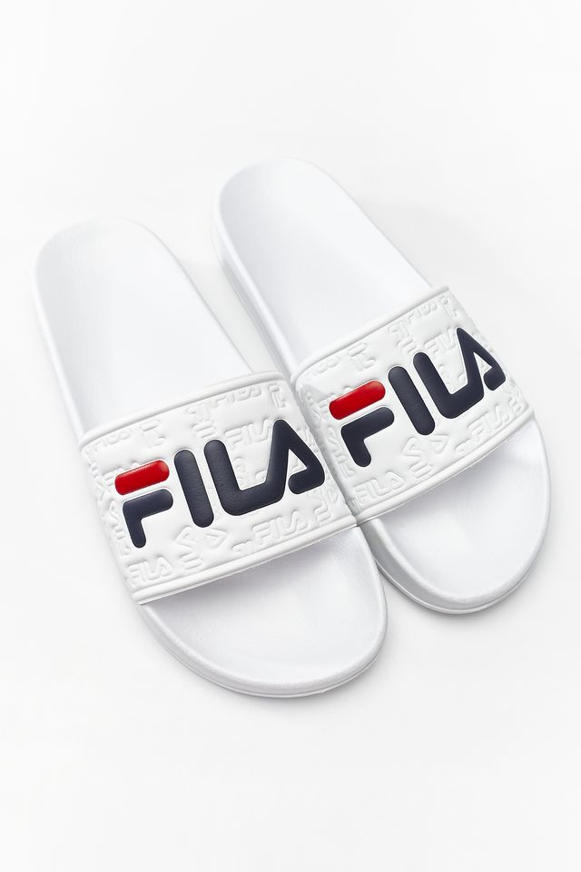 Fila BOARDWALK SLIPPER 1FG WHITE 1010595-1FG