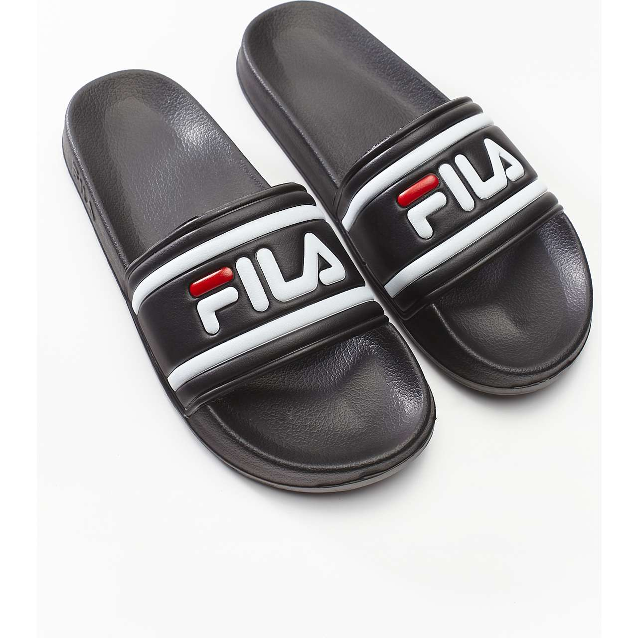 Klapki Fila  <br/><small>MORRO BAY SLIPPER 25Y BLACK </small>  1010286-25Y