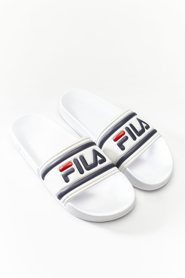 Fila MORRO BAY SLIPPER WMN 1FG WHITE 1010340-1FG