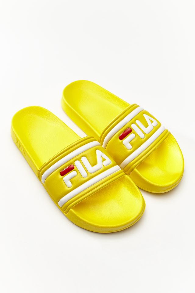 Fila MORRO BAY SLIPPER WMN 60K EMPIRE YELLOW 1010340-60K