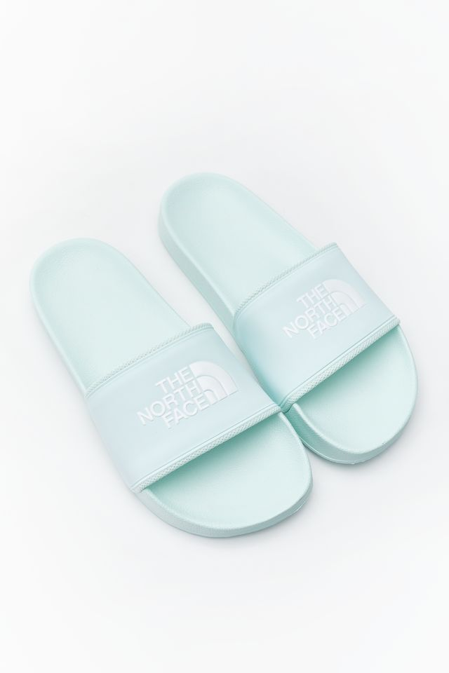 MOONLIGHT JADE/TNF WHITE W BASE CAMP SLIDE II 080