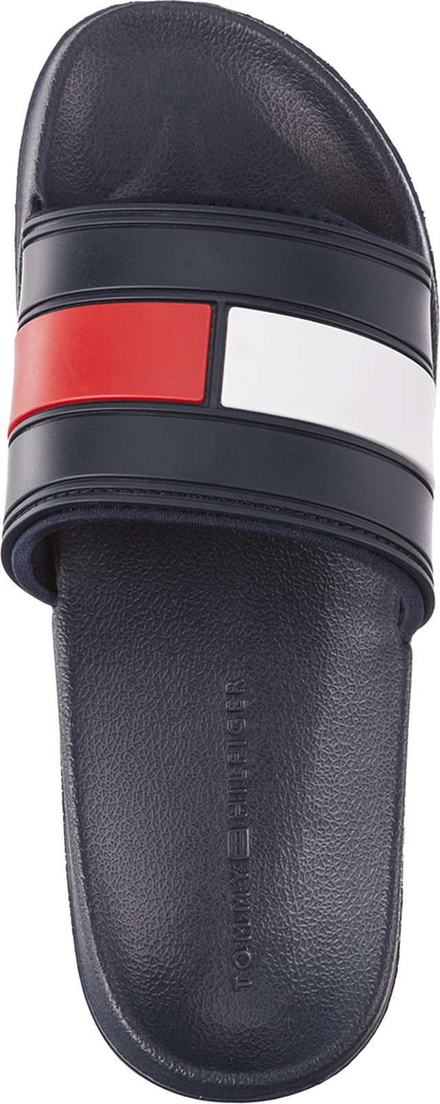 Klapki Tommy Hilfiger  <br/><small>FLAG POOL SLIDE 020 NAVY/RED/WHITE </small>  FM0FM01006-020