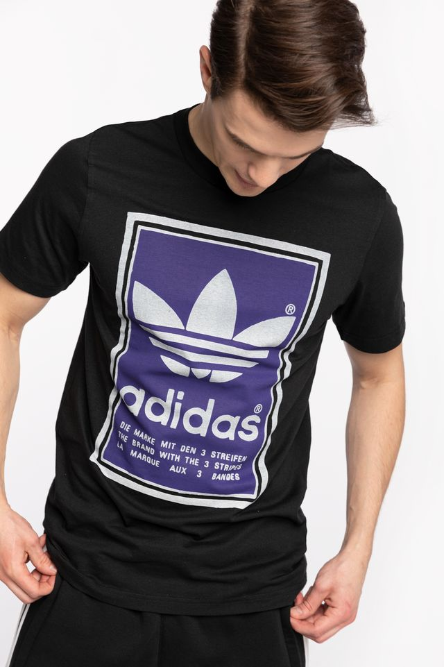 adidas FILLED LABEL 936 BLACK/COLLEGIATE PURPLE ED6936