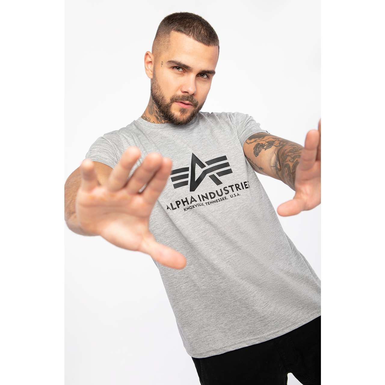 Koszulka Alpha Industries  <br/><small>Basic T-Shirt 100501-17 </small>