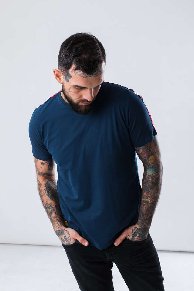 Alpha Industries RBF TAPE T 435 NEW NAVY 196508-435