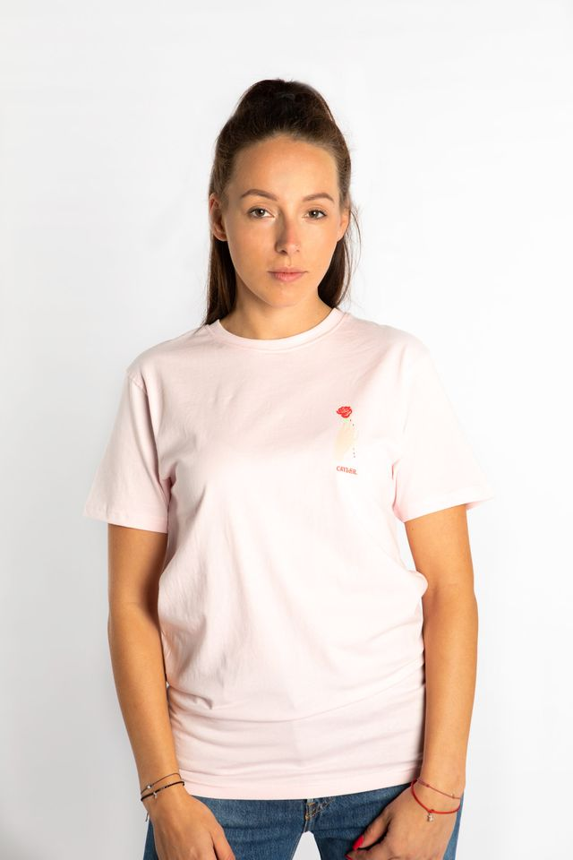 Cayler & Sons LOVE ME NOT TEE 01891 PALE PINK/MC CS2106-01891