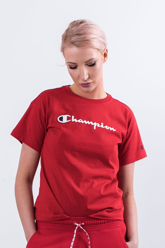 Champion CREWNECK T-SHIRT RS010 RIR 111393-RS010
