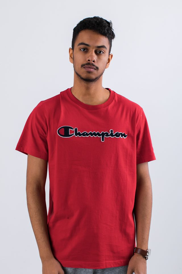 Champion CREWNECK T-SHIRT RS010 RIR 212946-RS010