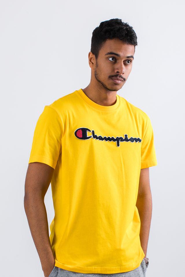 Champion CREWNECK T-SHIRT YS011 LCO 212946-YS011
