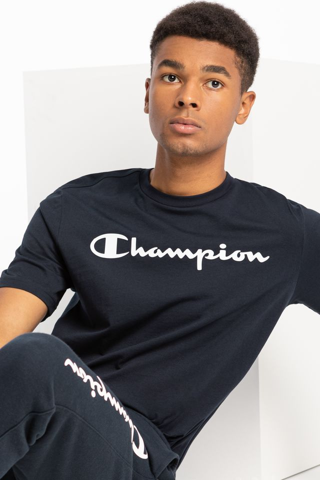 NAVY Crewneck T-Shirt 214747-BS501