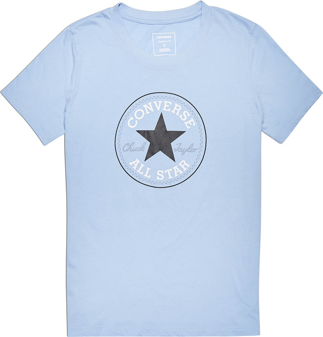 Converse CORE SOLID CHUCK PATCH CREW A19 BLUE CHILL 10001124-A19