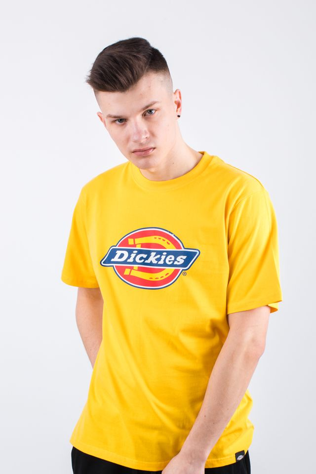 Dickies HORSESHOE TEE CUSTARD 600075