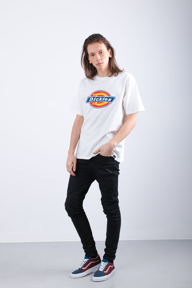 Koszulka Dickies  <br/><small>HORSESHOE TEE MEN 0600075 WHITE </small>