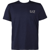 EA7 Emporio Armani TRAIN CORE ID M TEE CO DARK MEL.BLUE 3ZPT51PJ30Z-3502