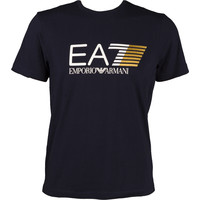 EA7 Emporio Armani TRAIN VISIBILITY M TEE ST NAVY BLUE 3ZPT62PJ03Z-1554
