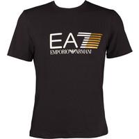 EA7 Emporio Armani TRAIN VISIBILITY M TEE ST ANTHRACITE 3ZPT62PJ03Z-1994