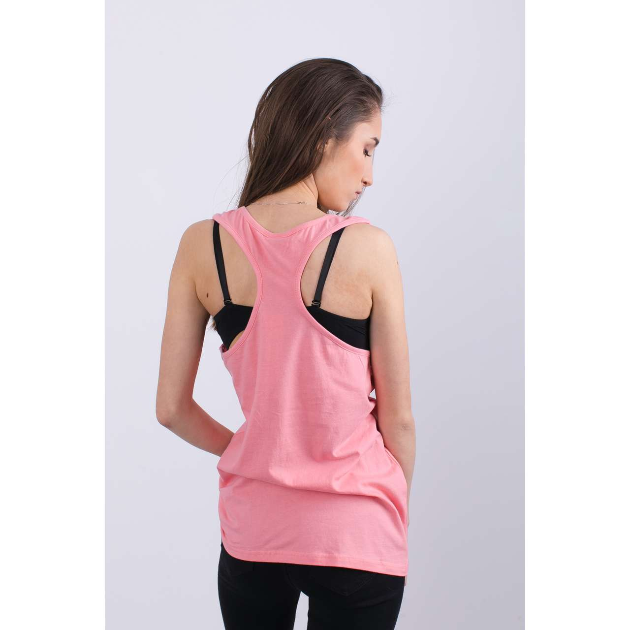 Koszulka Ellesse  <br/><small>ABIGAILLE VEST SOFT PINK </small>  SGS04485 SOFT PINK