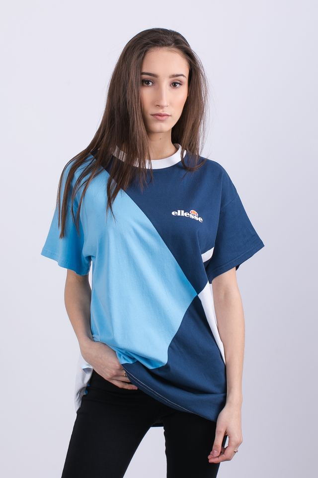 LIGHT BLUE AZZURRA TEE SHIRT SGA06320