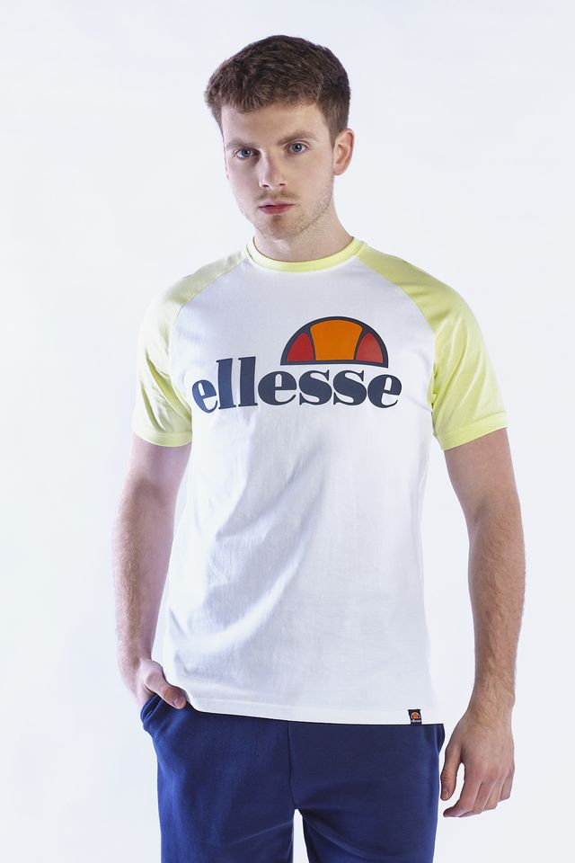 Ellesse CASSINA T-SHIRT LIGHT YELLOW SHB00629
