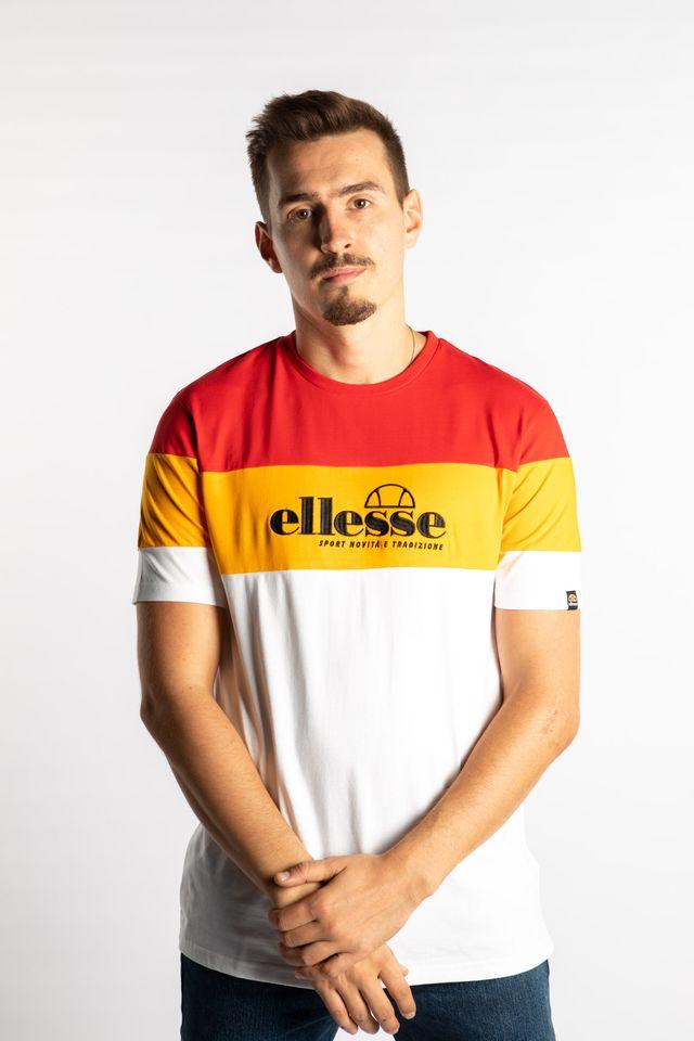 Ellesse NOSSA TEE 106 WHITE SHD08106