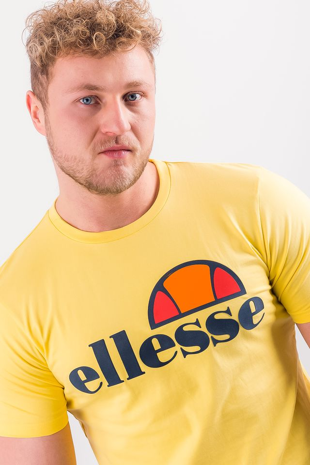 Koszulka Ellesse  <br/><small>PRADO TEE SHIRT SHA01147 LIGHT YELLOW </small>