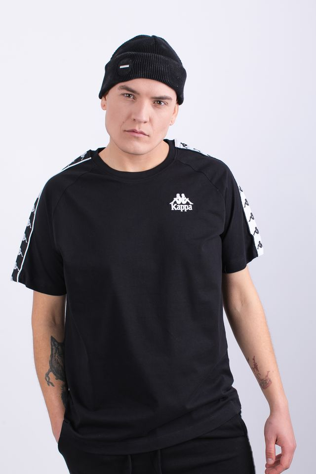 BLACK EMANUEL T-SHIRT 005