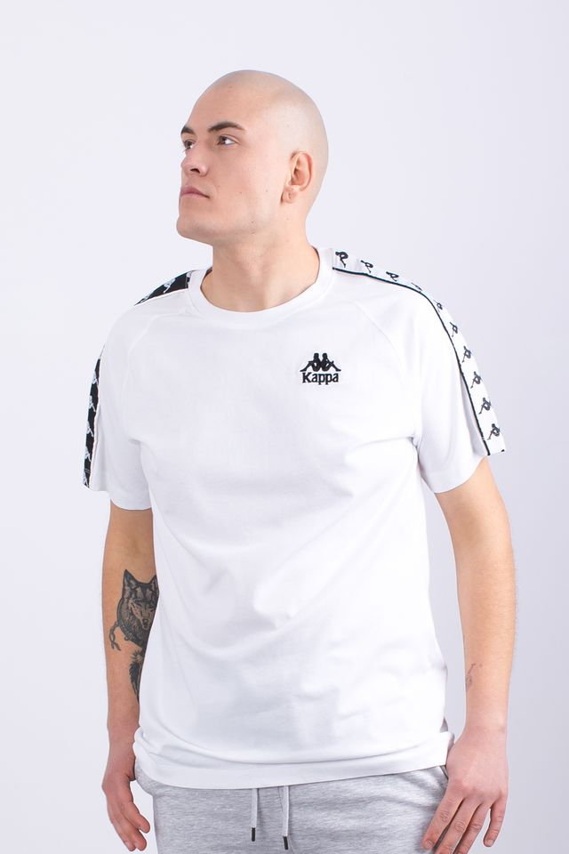WHITE EMANUEL T-SHIRT 001